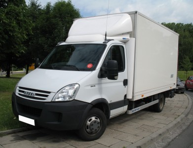 Iveco Daily Commercial Car Hire